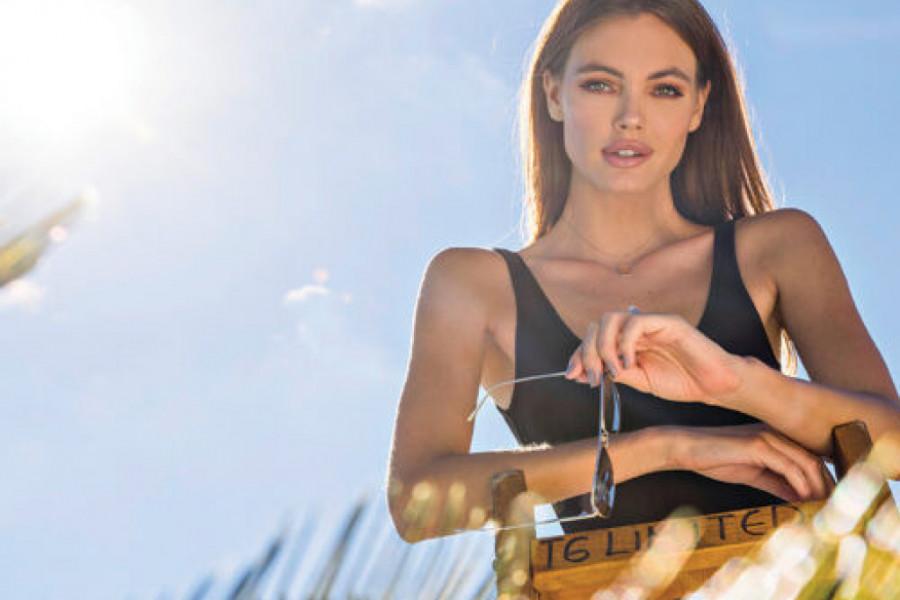 Prelepa srpska manekenka Kristina Perić - Anđeo u gradu anđela