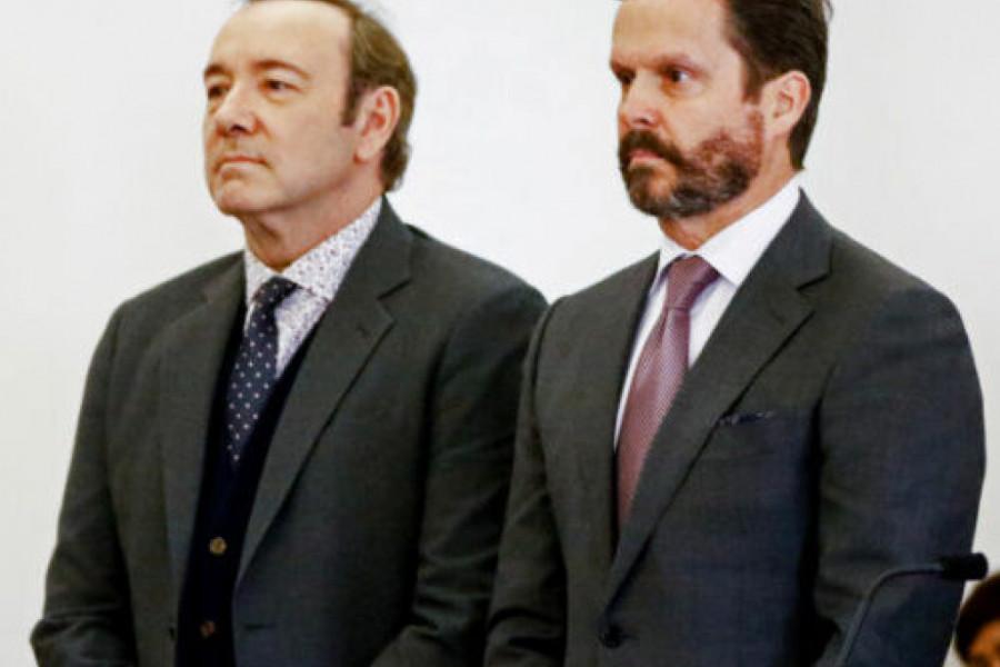 Odbačene optužbe protiv Kevina Spejsija - Novi početak u životu slavnog glumca?