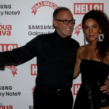 Frano Lasić čeka dete sa 30 godina mlađom suprugom Milenom!
