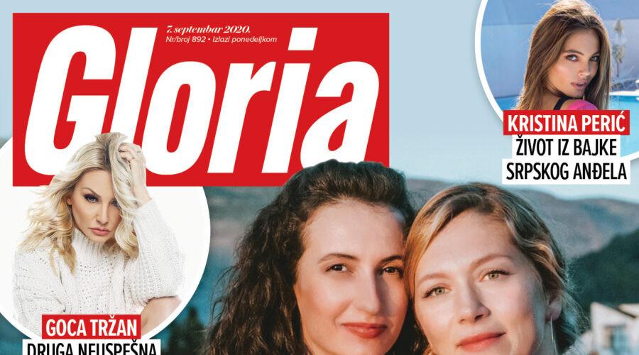 U prodaji 892. broj magazina Gloria!