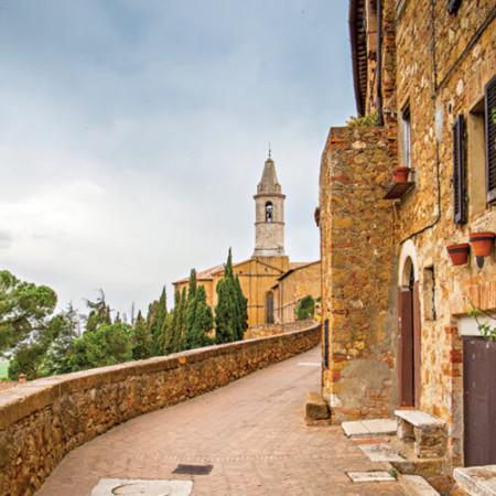 Romantična pokrajina čuvenih vina - Tajne prelepe Toskane