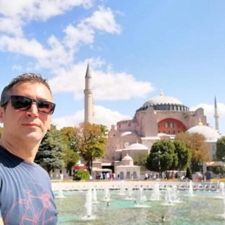 Dragan Gulić: Posetio sam Aja Sofiju, prvi put kao džamiju