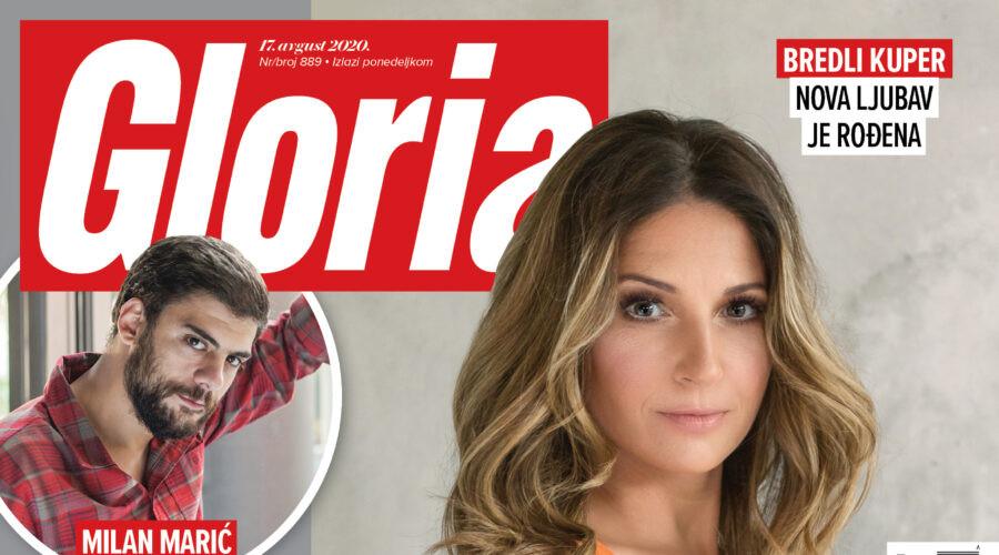 U prodaji je 889. broj magazina Gloria!
