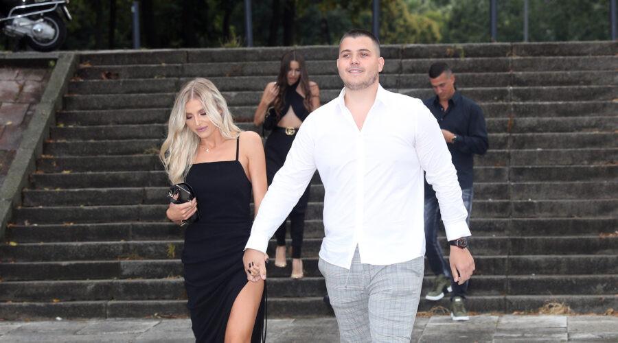 Još jedna svadba u porodici Živojinović. Viktor odlučio da oženi Sandru!