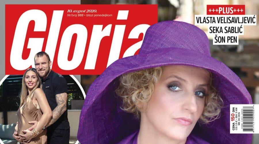 U prodaji je 888. broj magazina Gloria!