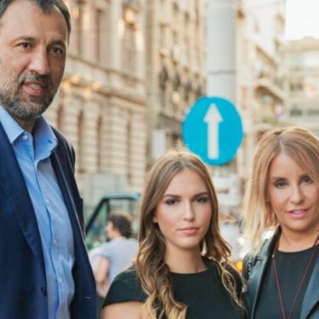 Petra, ćerka Vlada i Snežane Divac: Nemam po dva roditelja, imam samo moju mamu i mog tatu
