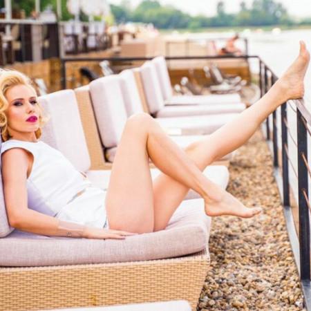 Marija Veljković je savršeno nesavršena: Za mene su ikone stila Merilin Monro i Odri Hepbern