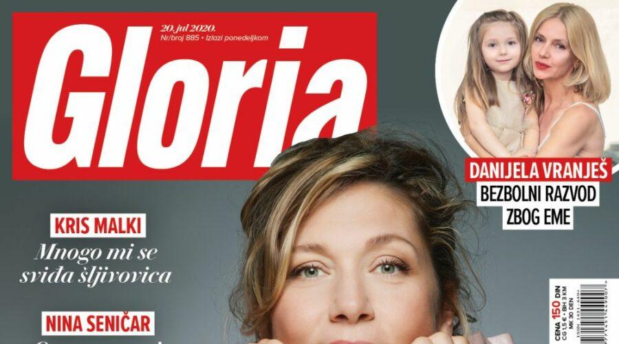 Čitajte u novom, 885. broju magazina Gloria!