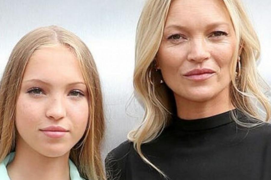 Ćerka Kejt Mos je prava lepotica: Lila Grejs preti da osvoji svet modelinga