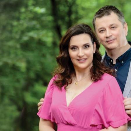 """Milica Milša i Žarko Jokanović: """"Gubici su učvrstili našu ljubav"""""""
