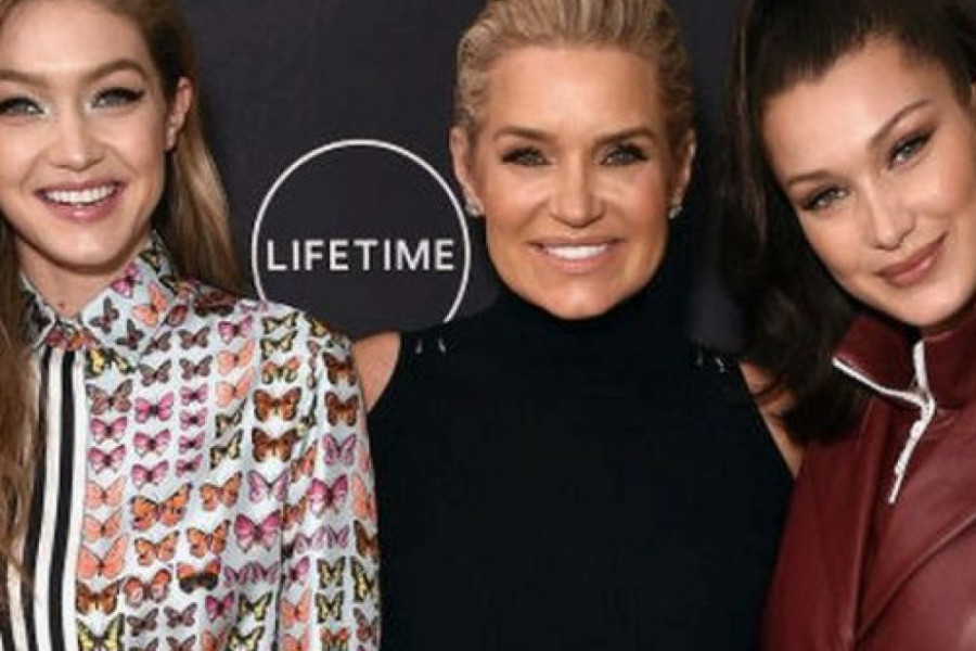 "Vredni ""beauty"" saveti slavnih mama: Sestre Hadid su od majke nasledile više od lepote"