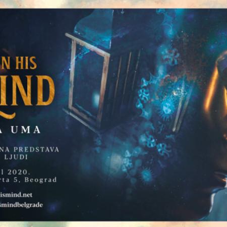Interaktivna predstava o Džeku Trboseku: Šta se krije u umu serijskog ubice?