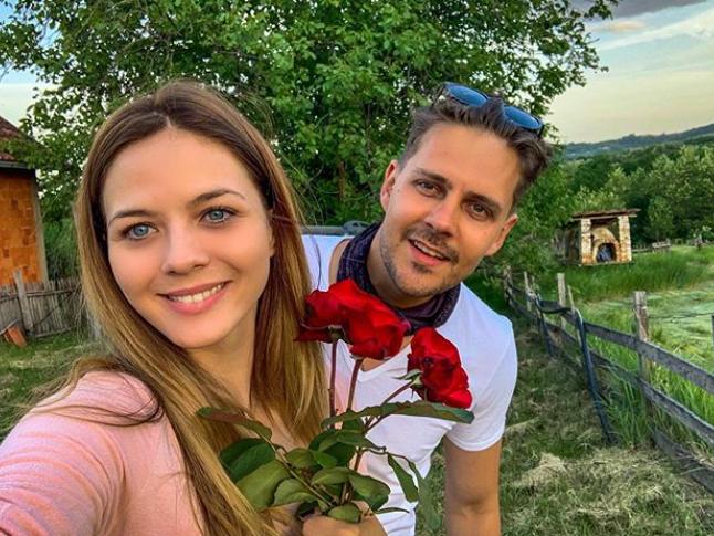 Nina Janković i Miloš Biković: Susret u prirodi