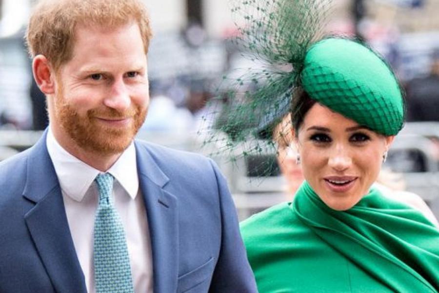 Megan Markl i princ Hari: Povratak u London