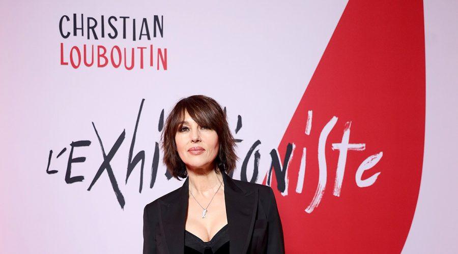 Monika Beluči na Lubutenovoj reviji u Parizu