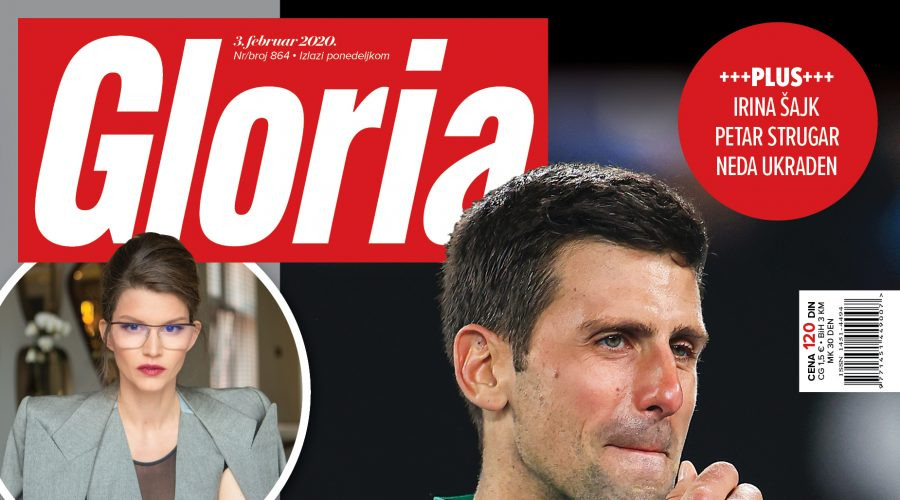Čitajte u novom, 864. broju magazina Gloria!