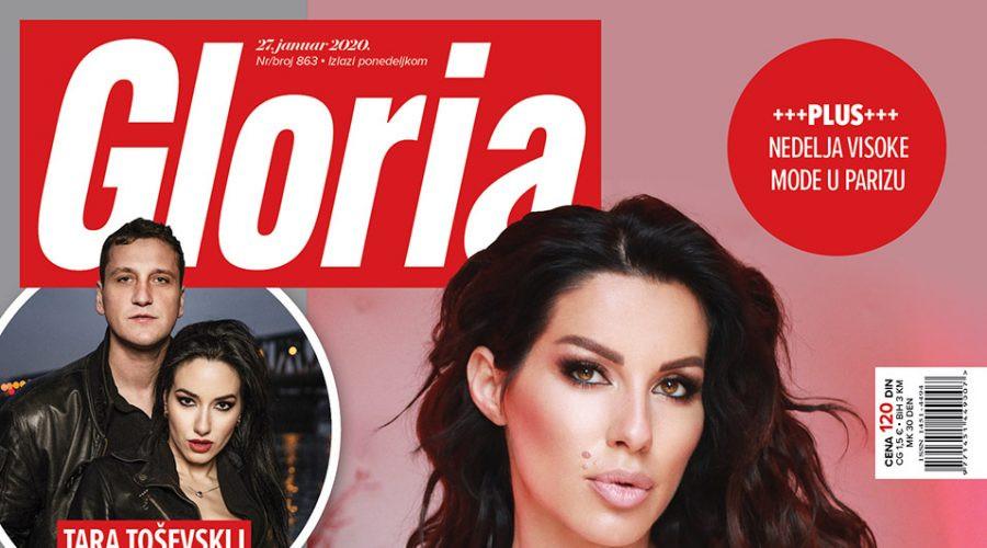 Čitajte u novom, 863. broju magazina Gloria!