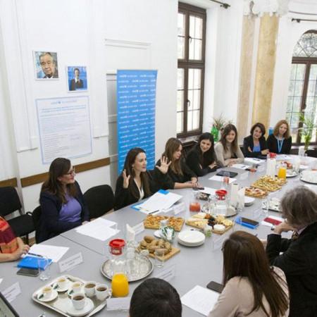Osnovan Poslovni savet UNICEF-a u Srbiji