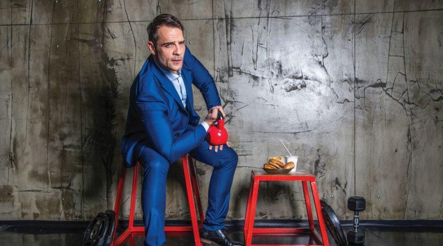 Glumac Zoran Pajić pati od manjka ambicije: Kod mene sve kaska!