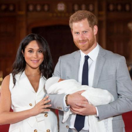 Arčijevoj sreći nikad kraja - Megan i Hari otkrili pol bebe!