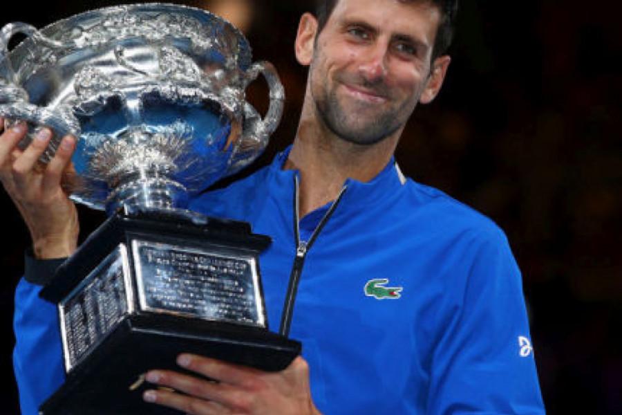 Novak Đoković nakon trijumfa na 'Australian Open-u' oduševio sve ovim gestom!
