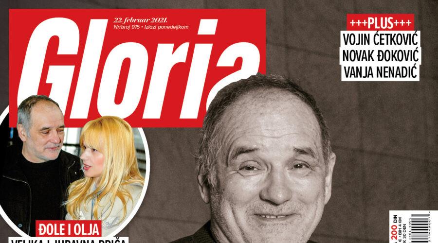 U prodaji 915. broj magazina Gloria!
