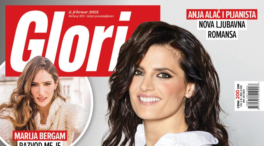 U prodaji je 913. broj magazina Gloria!