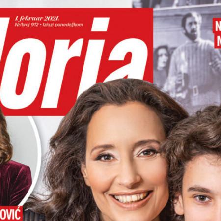 U prodaji 912. broj magazina Gloria!