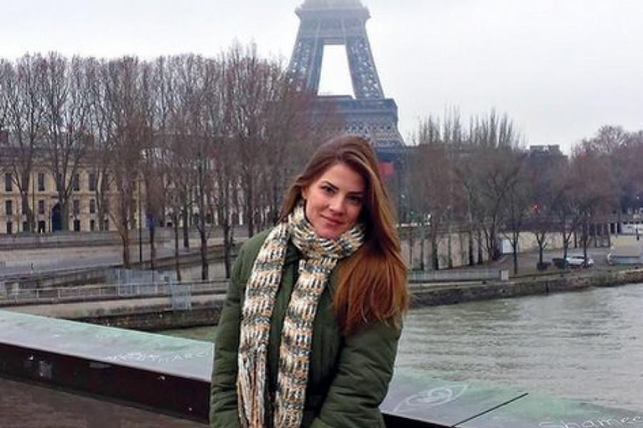 Pariz je njen grad, a evo čime je sve očarao Marinu Kotevski