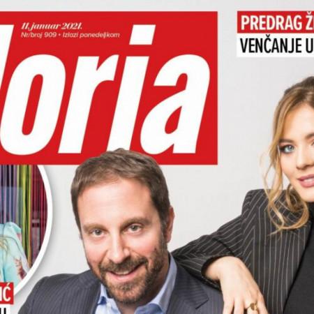 U prodaji je novo izdanje magazina Gloria!