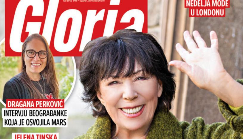 U prodaji 916. broj magazina Gloria!