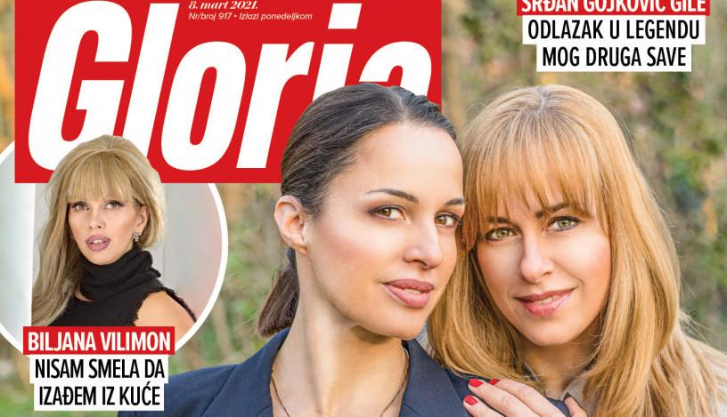 U prodaji 917. broj magazina Gloria!