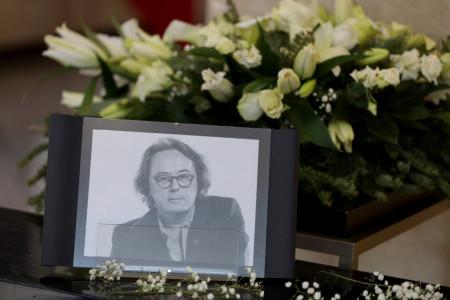 Poslednji pozdrav legendarnom kompozitoru Sanji Iliću