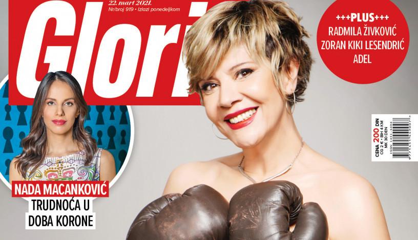 U prodaji 919. broj magazina Gloria!