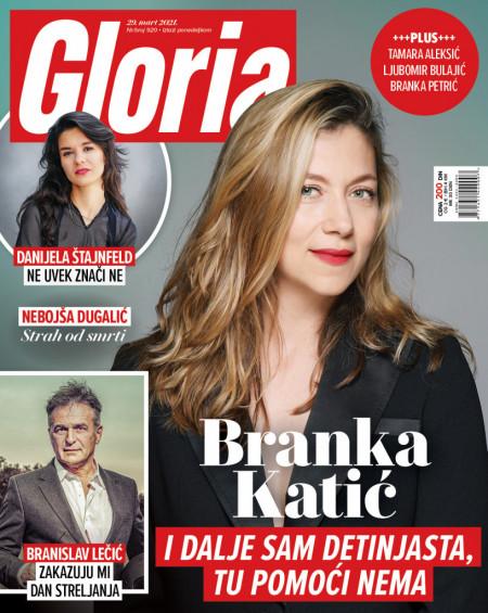 U prodaji 920. broj magazina Gloria!