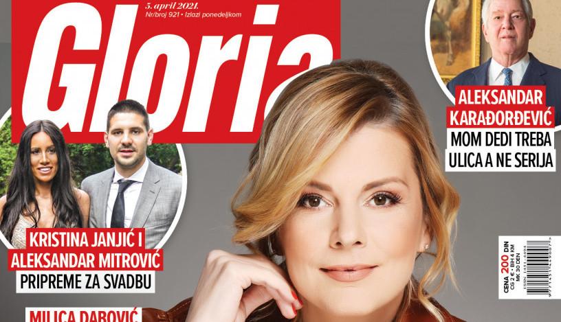 U prodaji 921. broj magazina Gloria!