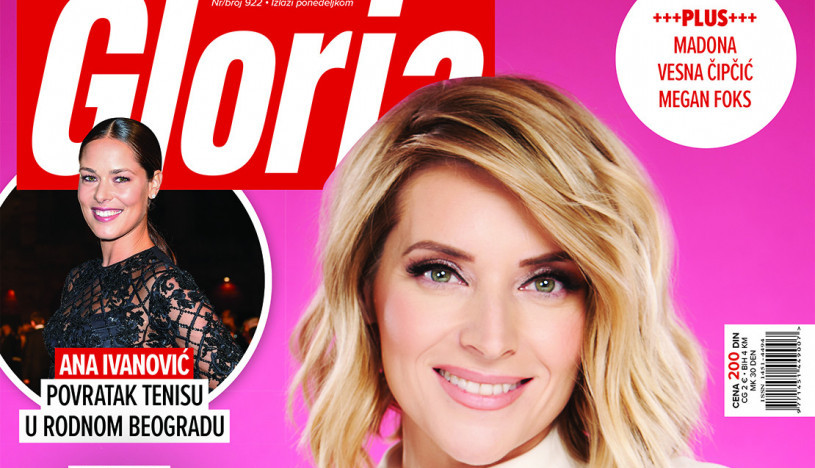U prodaji 922. broj magazina Gloria!
