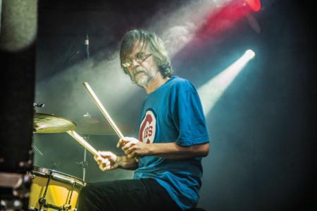 Rokenrol čitanka: Žika Todorović otkrio kako je počeo da svira bubnjeve