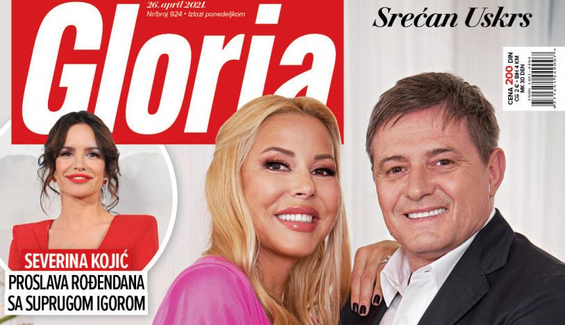 U prodaji 924. broj magazina Gloria!