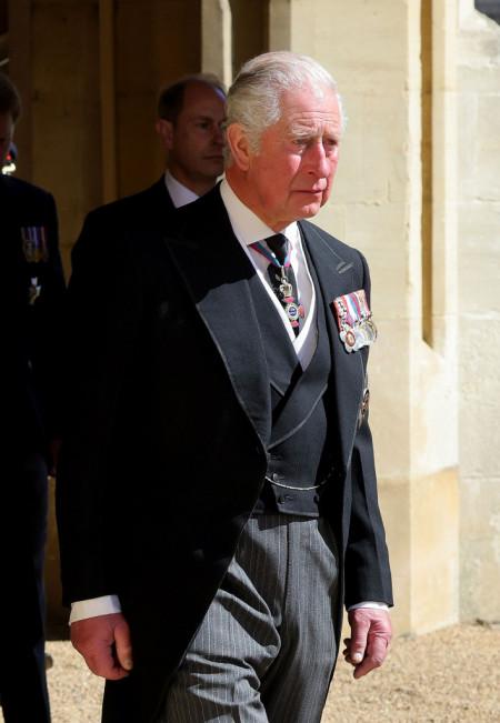 Princ Čarls prvi put javno o novorođenoj Lilibet