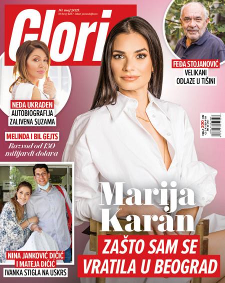 U prodaji 925. broj magazina Gloria!