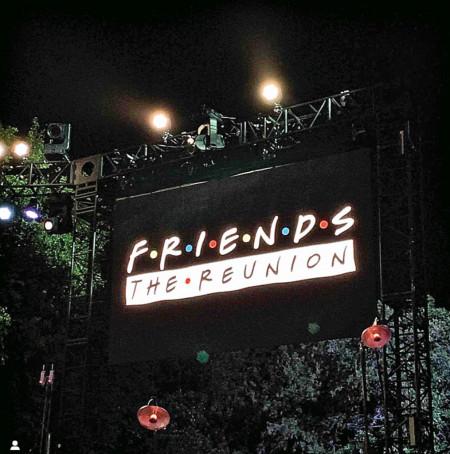 """""""Prijatelji"""" ponovo na okupu (VIDEO)"""