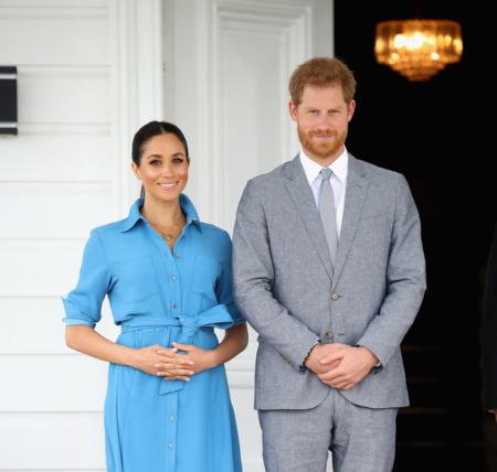 Novi skandal na britanskom dvoru: Hari i Megan ostaju bez titula!