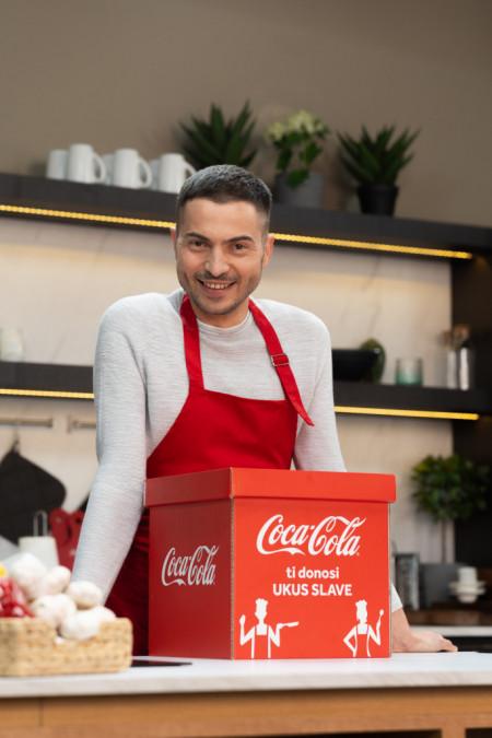 Proglašen pobednik prvog Coca-Cola kulinarskog takmičenja