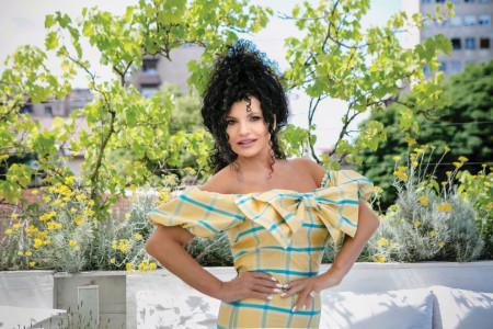 Neočekivani gost u krevetu Lidije Vukićević: glumica oduševljena