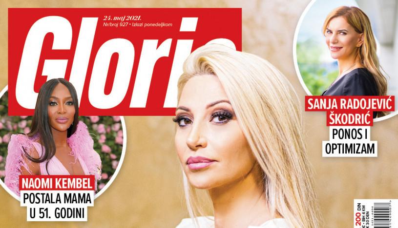 U prodaji 927. Broj magazina Gloria!