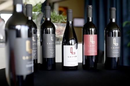 Mađarska Lajver vina predstavljena u Srbiji