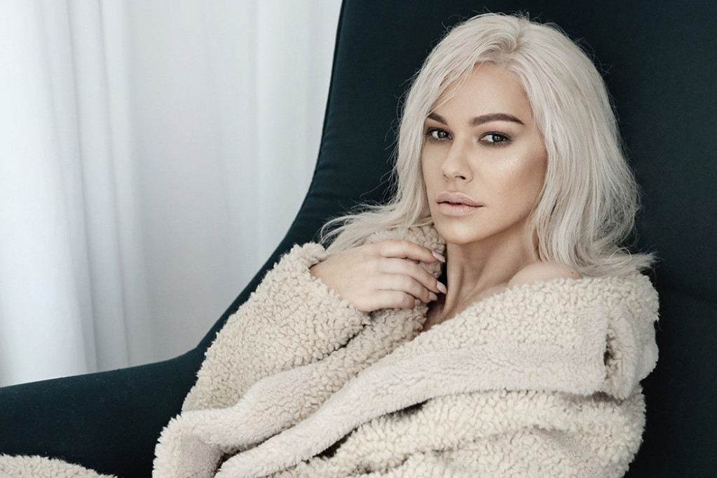 Perlice na golim leđima: novi imidž Nataše Bekvalac