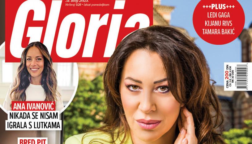 U prodaji 928. broj magazina Gloria!