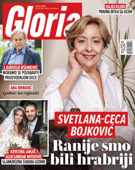 U prodaji 929. broj magazina Gloria!